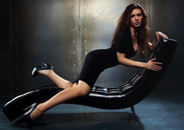 Envie d'une robe sexy noire?